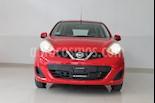 Foto venta Auto usado Nissan March Sense color Rojo precio $167,900