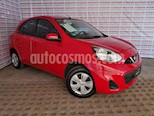 Foto venta Auto usado Nissan March Sense  (2018) color Rojo precio $155,000