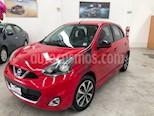 Foto venta Auto usado Nissan March SR NAVI (2017) color Rojo precio $165,000