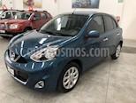 Foto venta Auto usado Nissan March SR NAVI (2018) color Azul precio $185,000