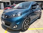 Foto venta Auto usado Nissan March SR NAVI (2018) color Azul Electrico precio $180,000