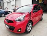 Foto venta Auto usado Nissan March SR NAVI (2018) color Rojo precio $180,000