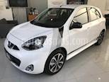 Foto venta Auto usado Nissan March SR NAVI (2018) color Blanco precio $205,000