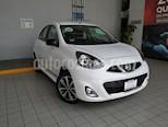 Foto venta Auto usado Nissan March SR NAVI (2018) color Blanco precio $227,000