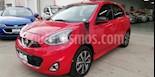 Foto venta Auto usado Nissan March SR NAVI (2017) color Rojo precio $190,000