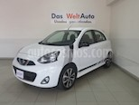 Foto venta Auto Seminuevo Nissan March SR NAVI (2016) color Blanco