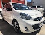 Foto venta Auto usado Nissan March SR color Blanco precio $176,000