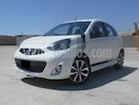 Foto venta Auto usado Nissan March SR (2017) color Blanco precio $179,000