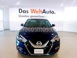 Foto venta Auto usado Nissan Maxima 3.5 Advance (2016) color Azul Intense precio $325,000