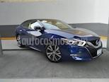 Foto venta Auto usado Nissan Maxima 3.5 Exclusive (2017) color Azul Cobalto precio $499,000