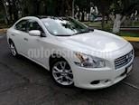 Foto venta Auto usado Nissan Maxima 4p Exclusive V6/3.5 Aut (2015) color Blanco precio $250,000