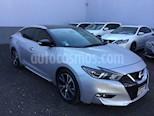Foto venta Auto usado Nissan Maxima MAXIMA EXCLUSIVE (2016) color Plata precio $395,000