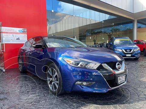 Nissan Maxima 3.5 Exclusive usado (2017) color Azul precio $485,000