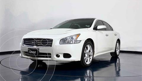 Nissan Maxima 3.5 SR usado (2013) color Blanco precio $200,999