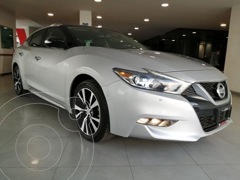 Nissan Maxima 3.5 Exclusive usado (2018) color Plata precio $385,800