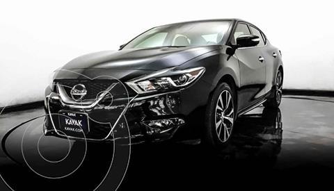 Nissan Maxima 3.5 Advance usado (2017) color Negro precio $359,999