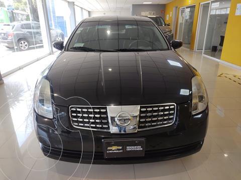 Nissan Maxima SE Touring CVT usado (2005) color Negro precio $75,000