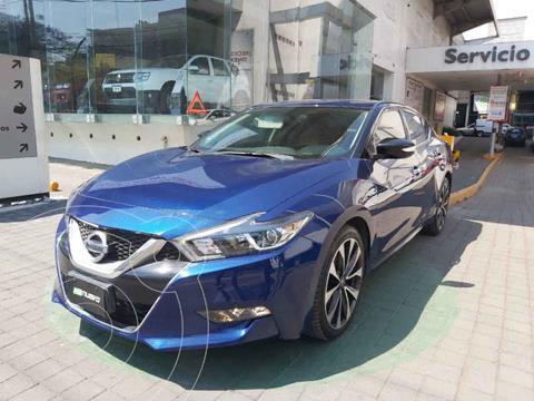 Nissan Maxima 3.5 SR usado (2017) color Azul precio $345,000