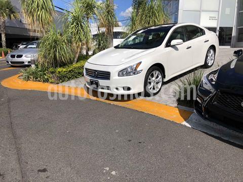 Nissan Maxima 3.5 Exclusive usado (2015) color Blanco precio $312,000