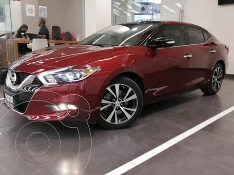 Nissan Maxima 3.5 Exclusive usado (2017) color Rojo precio $365,000