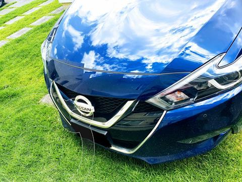 Nissan Maxima 3.5 Exclusive usado (2018) color Azul precio $420,000
