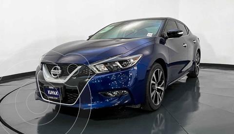 Nissan Maxima 3.5 Exclusive usado (2017) color Azul precio $389,999