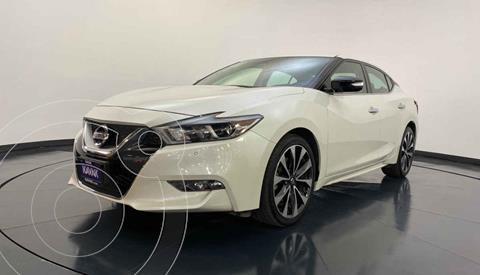 Nissan Maxima 3.5 SR usado (2016) color Blanco precio $332,999