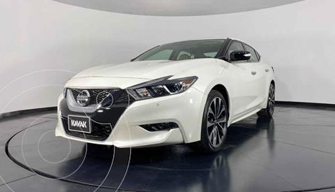 Nissan Maxima 3.5 SR  usado (2016) color Blanco precio $347,999