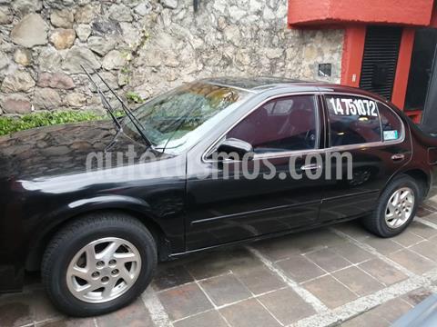 Nissan Maxima GLE usado (1998) color Negro precio $45,000