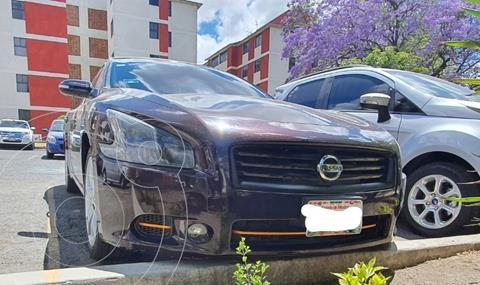 Nissan Maxima 3.5 SR usado (2013) color Negro precio $173,300