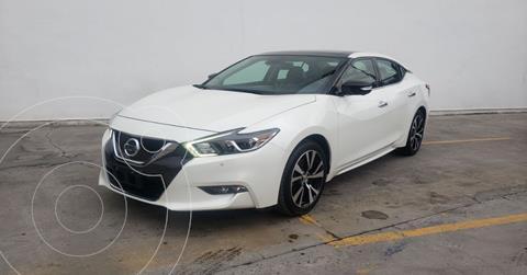 Nissan Maxima 3.5 Exclusive usado (2018) color Blanco precio $399,900