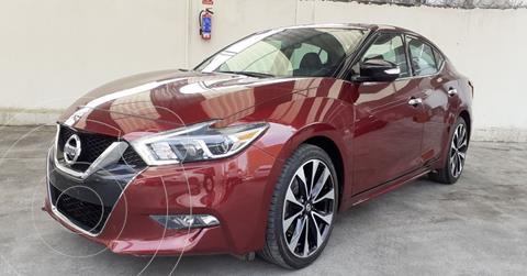 Nissan Maxima 3.5 SR usado (2018) color Rojo precio $319,900