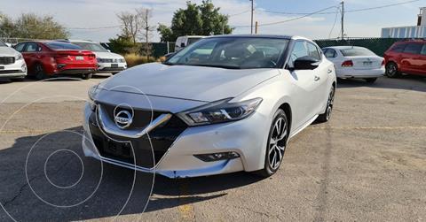 Nissan Maxima 3.5 Exclusive usado (2018) color Plata Dorado precio $393,000