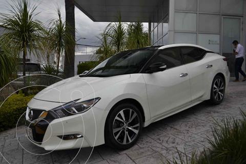 Nissan Maxima 3.5 Exclusive usado (2017) color Blanco precio $468,000