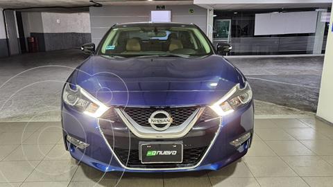 Nissan Maxima 3.5 SR  usado (2017) color Azul Cobalto precio $345,000