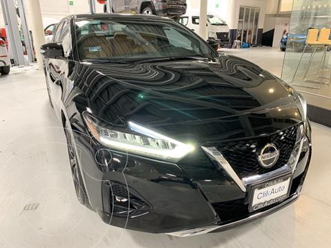 Nissan Maxima 3.5 SR usado (2019) color Negro precio $491,000