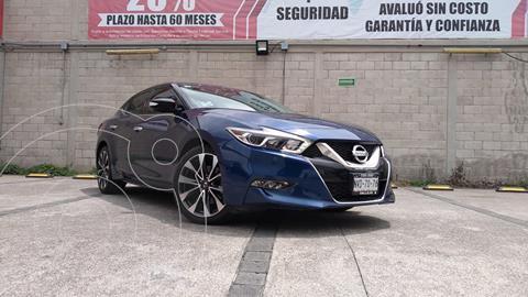 Nissan Maxima 3.5 SR  usado (2016) color Azul precio $298,000