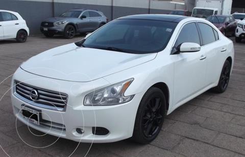 Nissan Maxima 3.5 Exclusive usado (2014) color Blanco precio $198,000