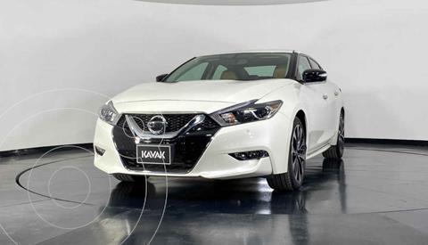 Nissan Maxima 3.5 SR  usado (2016) color Cafe precio $332,999