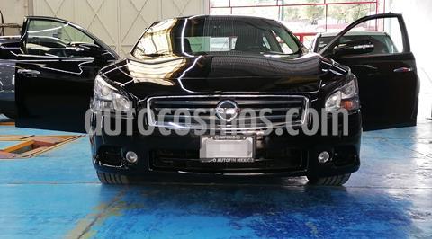 Nissan Maxima 3.5 SR usado (2013) color Negro precio $158,000