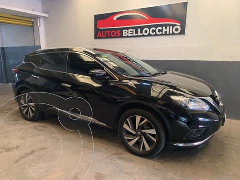 Nissan Murano Exclusive usado (2019) color Negro precio u$s39.000