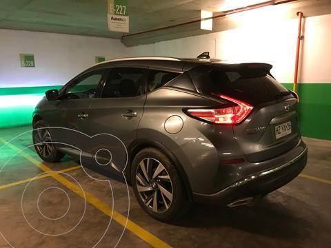 Nissan Murano 3.5L Exclusive Aut  usado (2017) color Gris precio $22.700.000