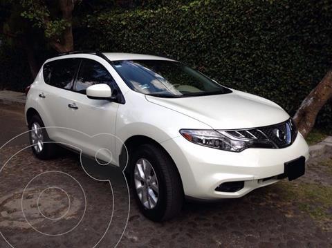 Nissan Murano 3.5 LE Aut usado (2012) color Blanco precio $9.000.000