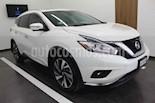 Foto venta Auto usado Nissan Murano Exclusive Midnight Edition AWD (2019) color Blanco precio $679,000