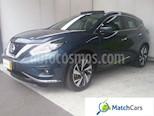 Foto venta Carro usado Nissan Murano Exclusive (2017) color Azul Oscuro precio $104.000.000