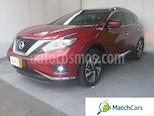Foto venta Carro usado Nissan Murano Exclusive (2016) color Rojo Perla precio $92.990.000