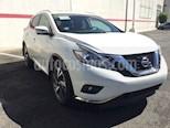 Foto venta Auto usado Nissan Murano MURANO EXCLUSIVE CVT AWD color Blanco precio $645,000