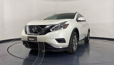 Nissan Murano Advance usado (2019) color Blanco precio $477,999