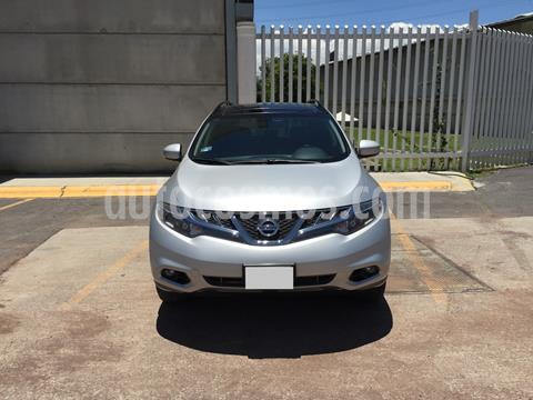 Nissan Murano Exclusive AWD usado (2012) color Gris precio $235,000