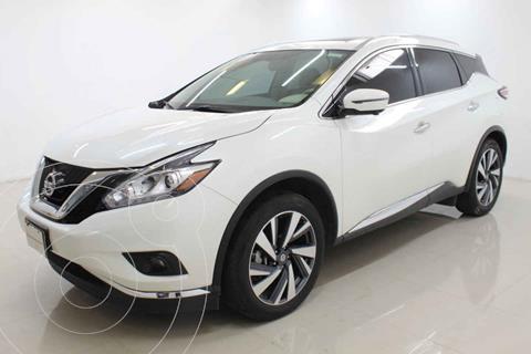 Nissan Murano Exclusive usado (2019) color Blanco precio $565,000